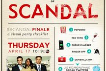 Scandal Finale / All things Scandal Season 3 Finale  / by Scandal