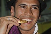 Venezuela Olímpica  / Fotografías de medallistas venezolanos en Juegos Olímpicos. Para solicitar imágenes escríbenos a archivo@el-nacional.com / by Archivo El Nacional
