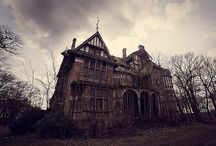 abandoned / by Taylor