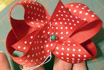 Hair bows / by Nelly Araniva