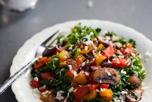 """""""On the lighter side"""" dishes to try! / by Jennifer Belsher"""