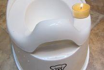 potty training / by Bonnie Wood