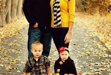 Family picture ideas / by Erin Morrison