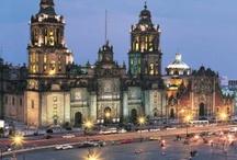 México,City. / by Lupita Alkalá