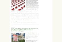 Travis Jones Rush Properties Websites / by Travis Jones Rush Properties
