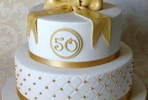 Anniversary Cakes / by Teresa Bumpus