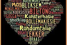 Afrikaans / by Lindie du Toit