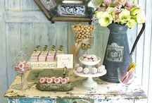Wedding Dessert Table Ideas / by MODwedding