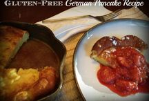 gluten-free recipes / by Mary Sangster