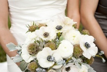 He Asked! Wedding Flower Ideas / Flowers for me, him, decor etc.  / by Julie Goetz