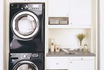Laundry Room Ideas / by Tracy Howell