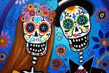 Dia de los Muertos / by Veronica Zeigler
