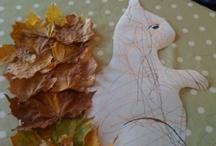 Fall....Acorns & Squirrels / by Carla M.