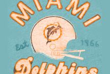 Miami Dolphins / by Paul Gerke