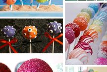 Cake Pops / by Melisa Gorham
