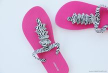 flip flop heaven / by Kimberly Lowry