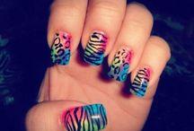 Decoracion de Uñas -  Nails  - Nail Art / Decoración de uñas, ideas, fotos, videos, consejos y tutoriales para que tengas siempre las uñas de forma impecable y divertidas!- Nails, Nail art / by Pintar Uñas - Nails Decoration