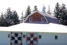 barns and barn quilts / by Lorri Maus