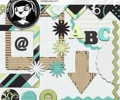 Digital Scrapbooking kits / by Sonya Ward Hall