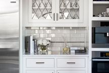 Our Designs: Kitchens / by Linda McDougald Design | Postcard from Paris Home