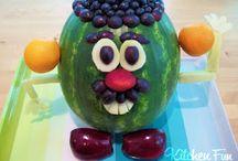 fun food 3 / by Betty Farnsworth