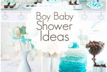 Baby Hawes Baby Shower / All ideas for baby boy's shower!! / by Kylie Hawes