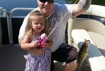 National Fishing and Boating Week / Photos from our NFBW Facebook Contest / by Bennington Pontoons