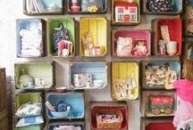 Organise & Workspace * Olliebollies / by Olliebollies ♥