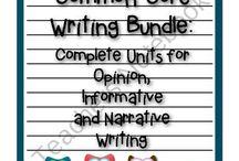 2nd grade writing / by Kim Baxley Nix