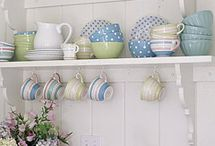 Cottage Chic / by Shelly Baggett
