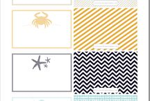 Getting Crafty {Printables} / by Haley Royar