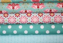 Fabrics / by Tithaty