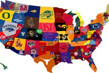 What's your college? / Don't see a board for your college team? Tell us what team you want to see! / by Fan Gear Unlimited