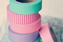 Washi Tape Addiction / by Gracie Boyles