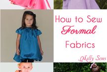 Learn To Sew / Tons of how to's & tutorials! / by Alicia Manzano