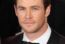 Chris Hemsworth / by Kevin Griffin