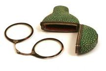 Regency - Spectacles / Peering Glasses / by Margaret Locke