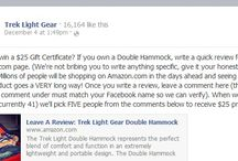 Contests & Giveaways / by Trek Light Gear