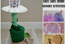 Fairy Tales / by Hayley Jones