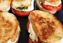 Sandwich's, breads, & wraps / by Kristin Schuler
