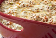Casseroles and more Casseroles! / by Amy Gabriel