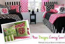 2014 Dorm Style / Ideas for creating a beautiful living space at college college dorm room decorating dorm room decor ideas dorm room bedding for college girls www.decor-2-ur-door.com / by Decor 2 Ur Door