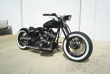 Bikes & Rides / by Rivelino Rigters