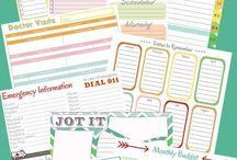 Organization / by Dawn Yates
