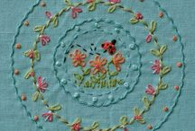 Stitches / sewing, quilts, stitches, sewing patterns, sewing ideas, embroidery, embroidery patterns, embroidery stitches / by Irish Sooner