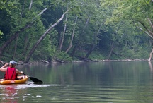 Paddling adventures / by Marengo Cave Blue River