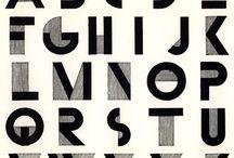Typography / by Lorri Smyth
