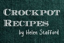 CROCKPOT RECIPES / by Helen Stafford