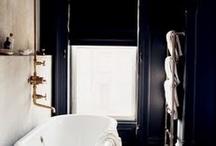 bathrooms / by Brooke Meek