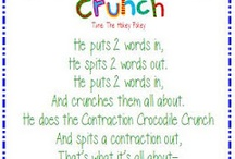 2nd ELA Contractions / by Darla Moore